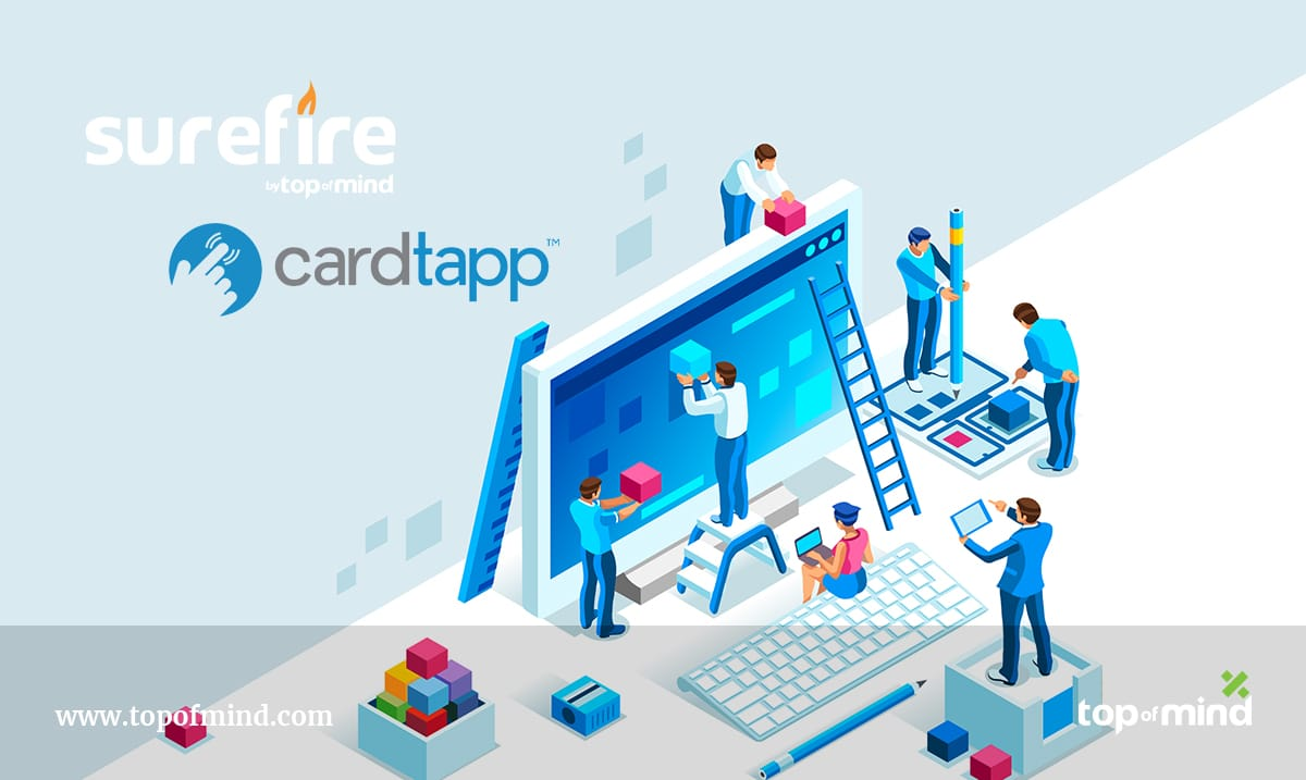 CardTapp and Top of Mind Offer Combined Solution Aimed at Improving Loan Officer Productivity and Lead Response Time