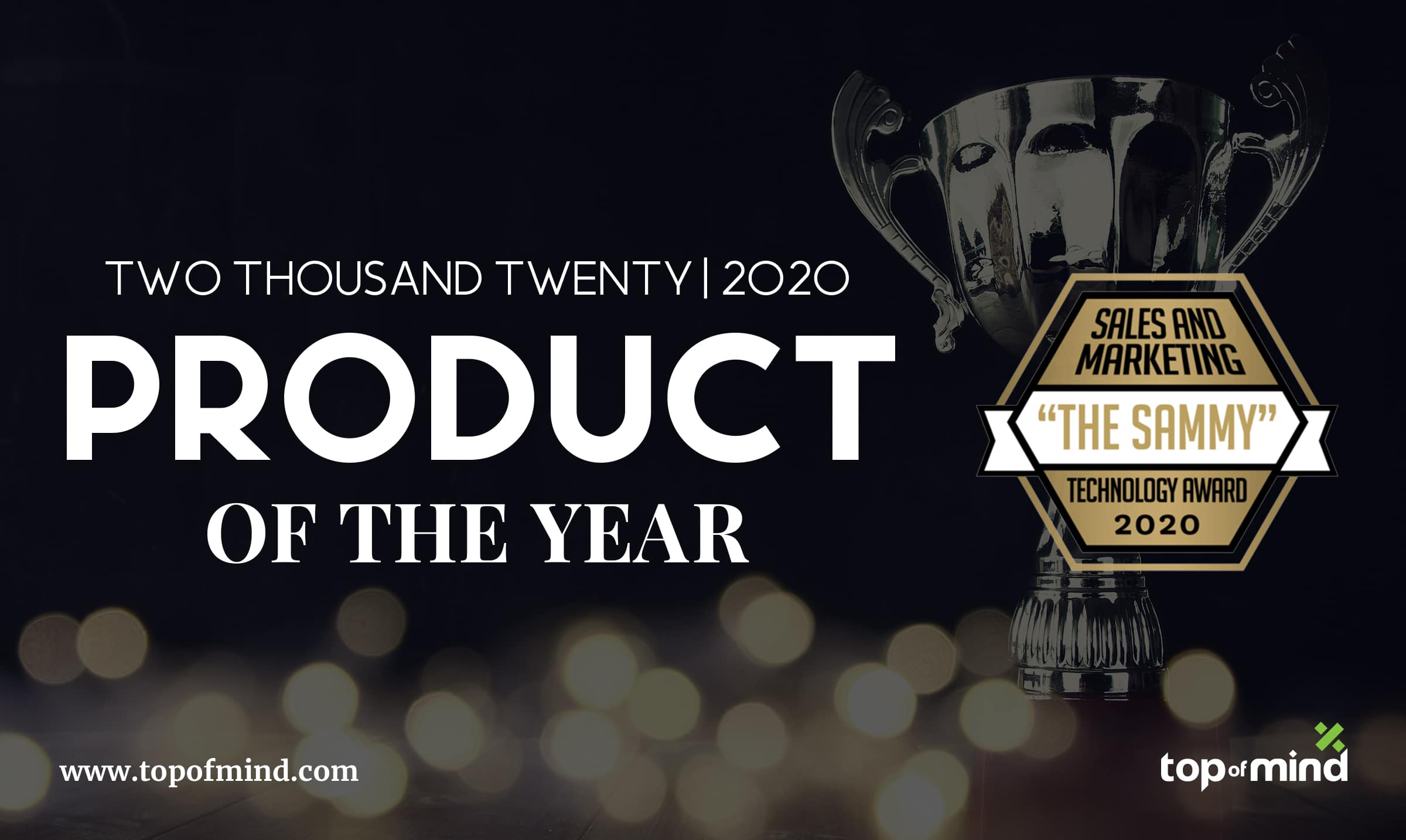 Surefire CRM wins Product of the Year