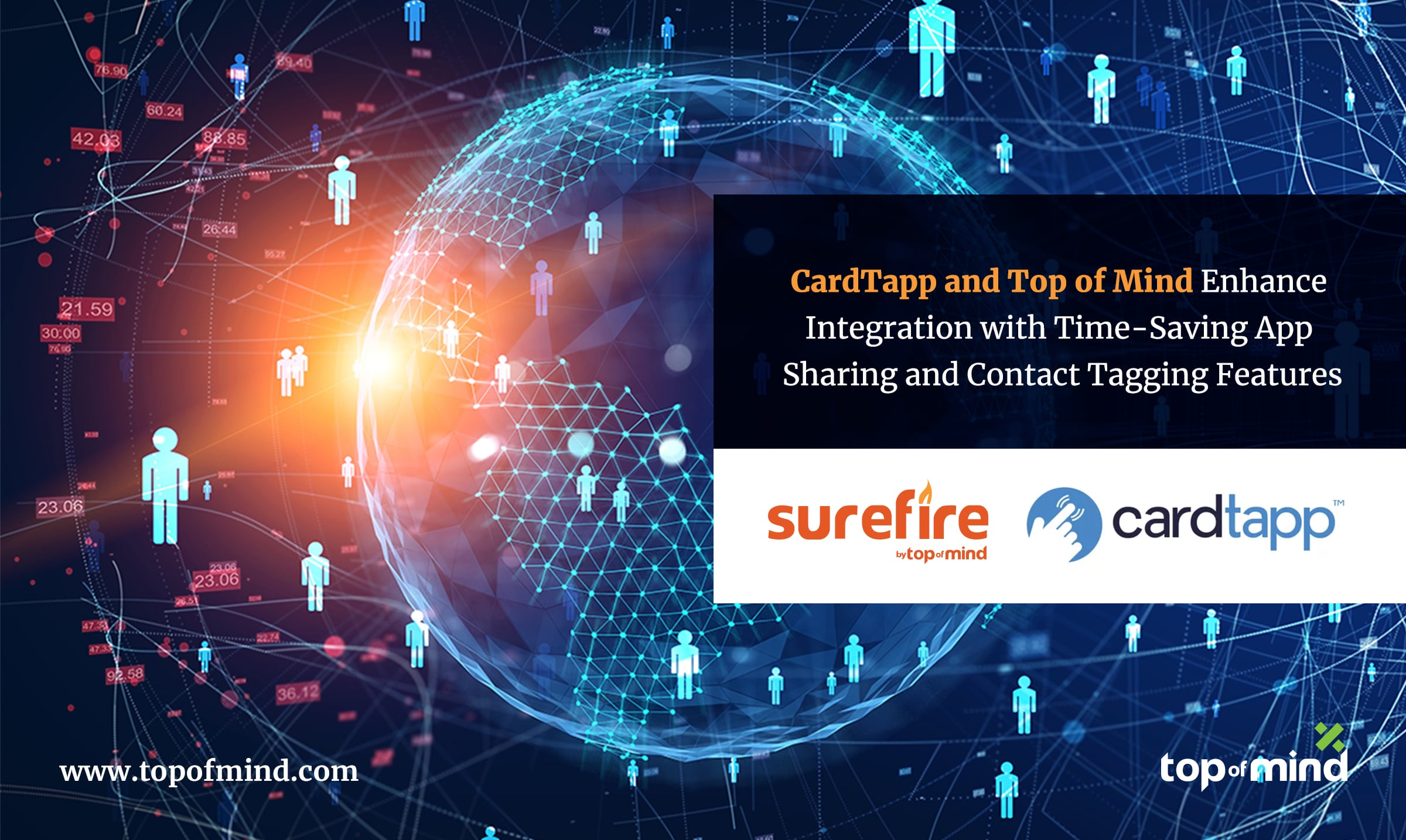 Cardtapp and Surefire CRM join to create a better borrower experience