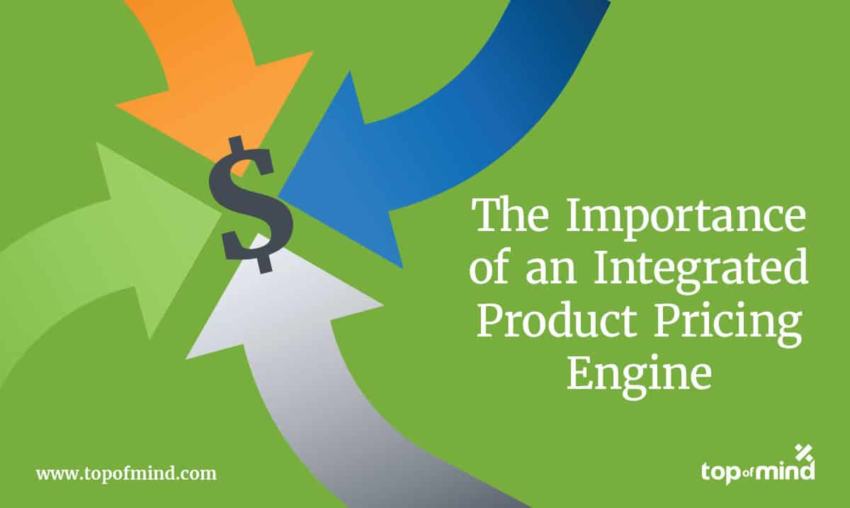 product pricing engine