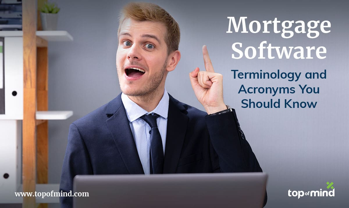mortgage software