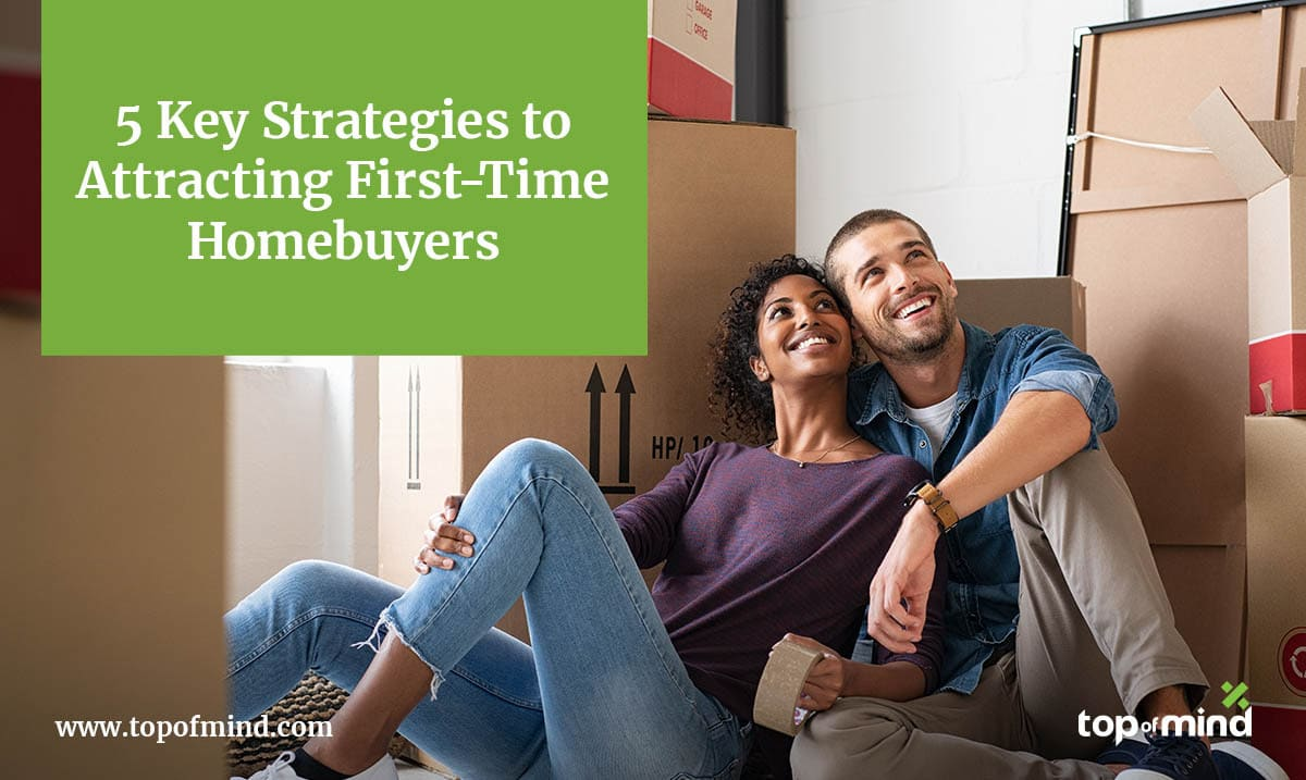 Attracting First-Time Homebuyers
