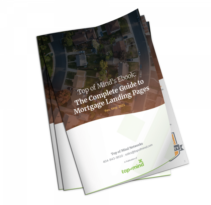 Mortgage Landing Pages