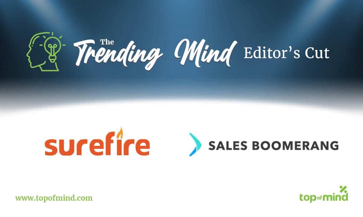 Sales Boomerang and Surefire