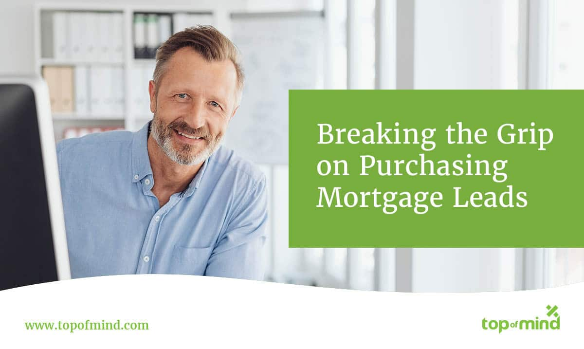 Purchasing Mortgage Leads