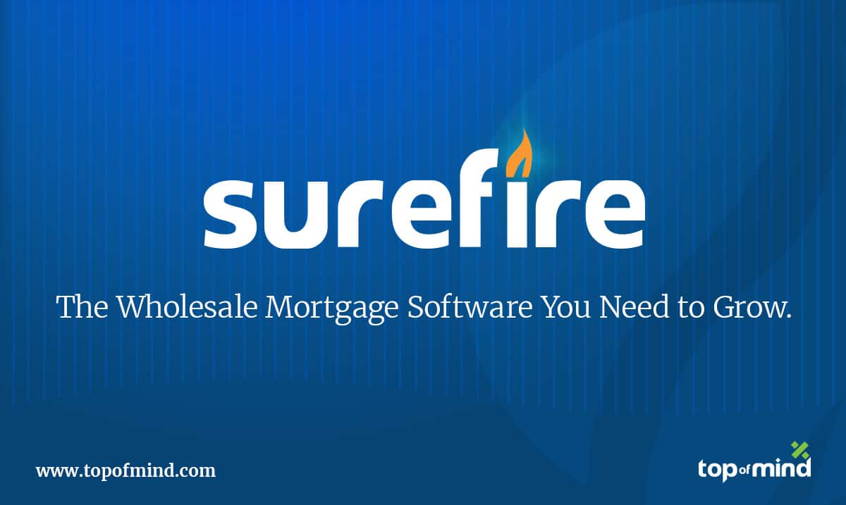 Wholesale Mortgage Software